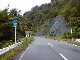 国道の県境・山形県